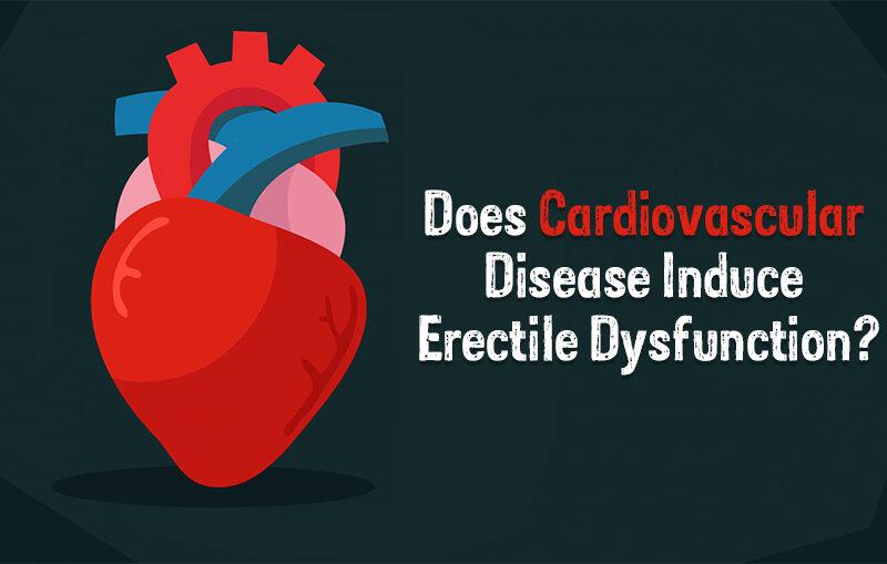 Erectile Dysfunction, Cardiovascular Diseases, physical health, intimate, ED