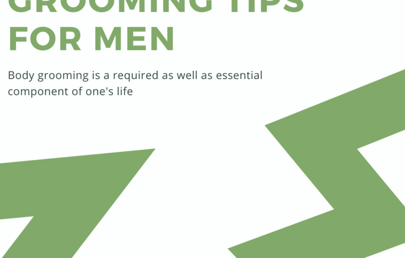 15 Grooming Tips for Guys